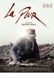 L'affiche du film La Peur