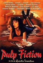 Affiche du film Pulp fiction
