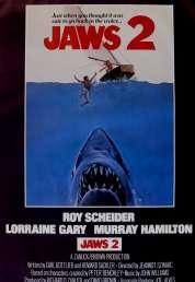 Affiche du film Les Dents de la Mer 2