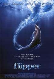 Affiche du film Flipper