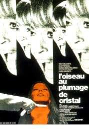 Affiche du film L'oiseau Au Plumage de Cristal