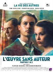 L'affiche du film L'Oeuvre sans auteur - Partie 1