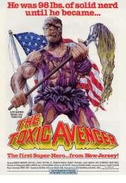 L'affiche du film Toxic