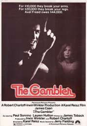 L'affiche du film Le Flambeur