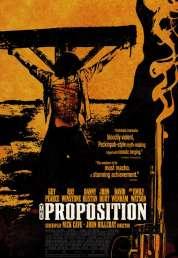 Affiche du film The Proposition