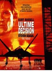 Affiche du film Ultime décision