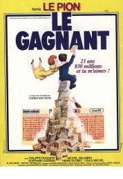 Affiche du film Le Gagnant