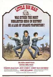 Affiche du film Little Big Man