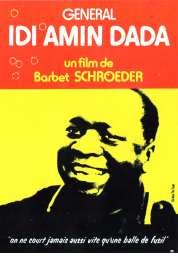 L'affiche du film Général Idi Amin Dada
