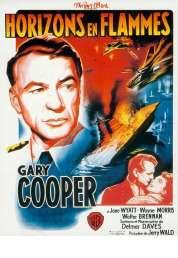 Affiche du film Horizons en Flammes