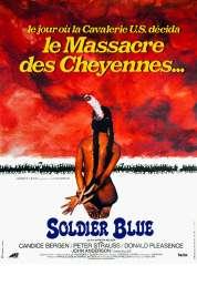 Affiche du film Soldat bleu