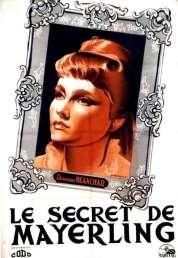 Affiche du film Le Secret de Mayerling
