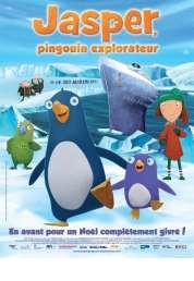 Affiche du film Jasper, pingouin explorateur