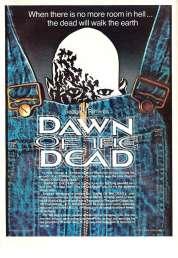 L'affiche du film Zombie