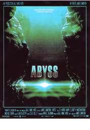 Affiche du film Abyss