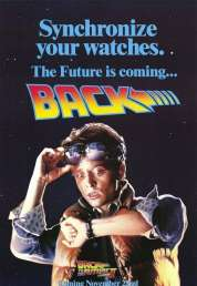 Affiche du film Retour vers le futur 2