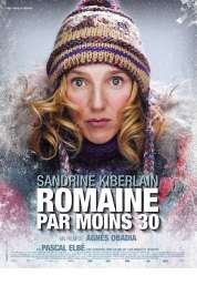 Affiche du film Romaine par moins 30