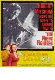 Affiche du film Les combattants de la nuit