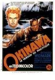 Affiche du film L'enfer d'okinawa