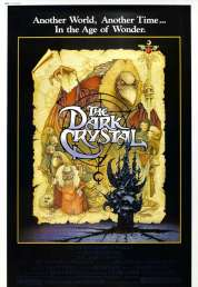 L'affiche du film Dark crystal