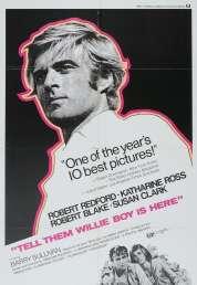 Affiche du film Willie boy