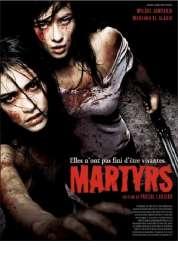 Affiche du film Martyrs