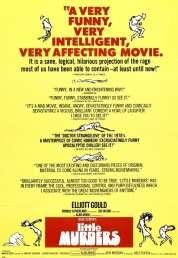 Affiche du film Petits Meurtres Sans Importance