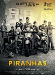 L'affiche du film Piranhas