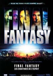 Affiche du film Final Fantasy, les créatures de l'esprit