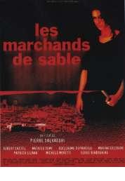 Affiche du film Les marchands de sable