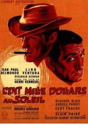 Affiche du film Cent mille dollars au soleil