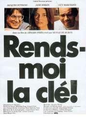 Affiche du film Rends Moi la Cle
