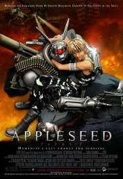 Affiche du film Appleseed