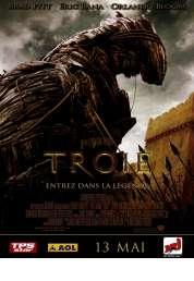 L'affiche du film Troie