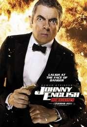 Affiche du film Johnny English, le retour