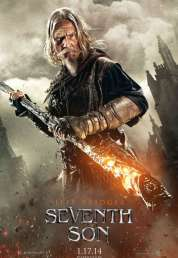 Affiche du film Le Septième fils