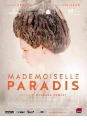 Affiche du film Mademoiselle Paradis
