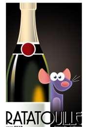 L'affiche du film Ratatouille