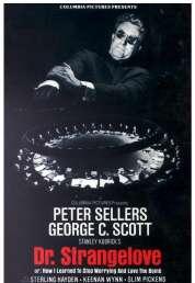 L'affiche du film Docteur Folamour