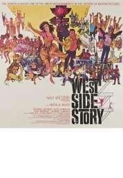L'affiche du film West side story