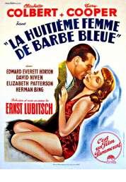 L'affiche du film La huitième femme de Barbe Bleue
