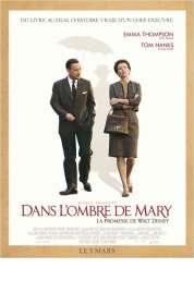 Affiche du film Dans l'ombre de Mary - La promesse de Walt Disney