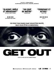 L'affiche du film Get Out