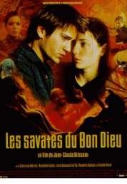 Affiche du film Les savates du bon dieu