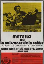 Affiche du film Metello