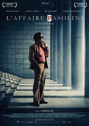 L'affiche du film L'Affaire Pasolini