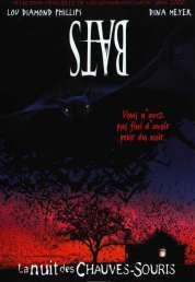 Affiche du film La nuit des chauves-souris