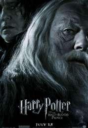Affiche du film Harry Potter et le Prince de sang mêlé