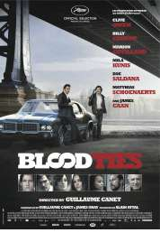 Affiche du film Blood Ties