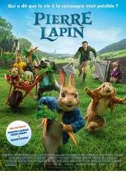 L'affiche du film Pierre Lapin
